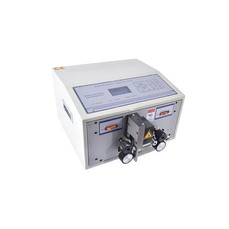 SWT508C Computer Automatische Abisolieren schneiden Maschine LCD Display für kabel crimpen