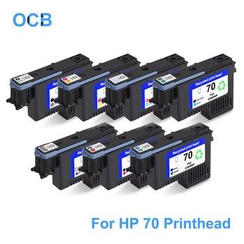Для hp 70 печатающая головка C9404A C9405A C9406A C9407A C9408A C9409A C9410A Печатающая головка для hp Designjet Z5200 Z5400 Z2100 Z3100 Z3200