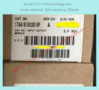 Nuevo módulo PLC de control industrial 1794-IB16XOB16P