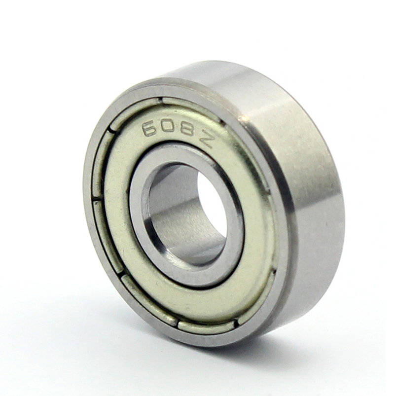 10 pcs 608ZZ R-2280Z Miniature Bearings 8x22x7 mm for Model Twist Car Toy Car Fine Bearing