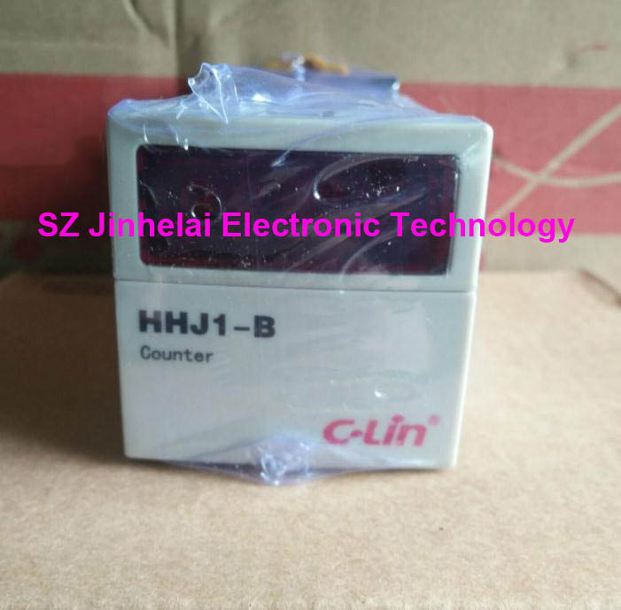 C-Lin HHJ1-B New and original Digital display counter relay AC220V (attached Base support) футболка lin show 367