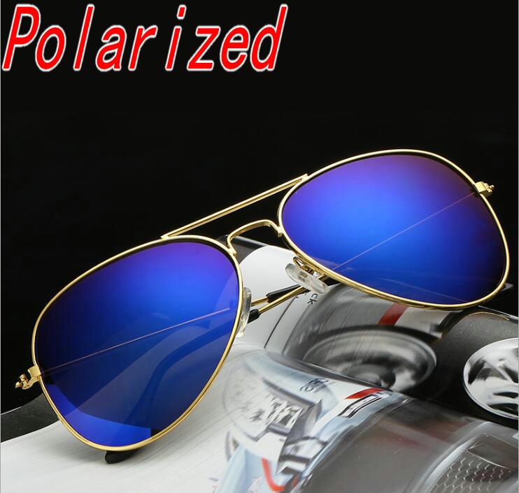 Polarized Aviation Sunglasses Men Brand Designer Sun Glases Male Oculos De Sol Masculino Sunglases Lunette Lentes Hombre