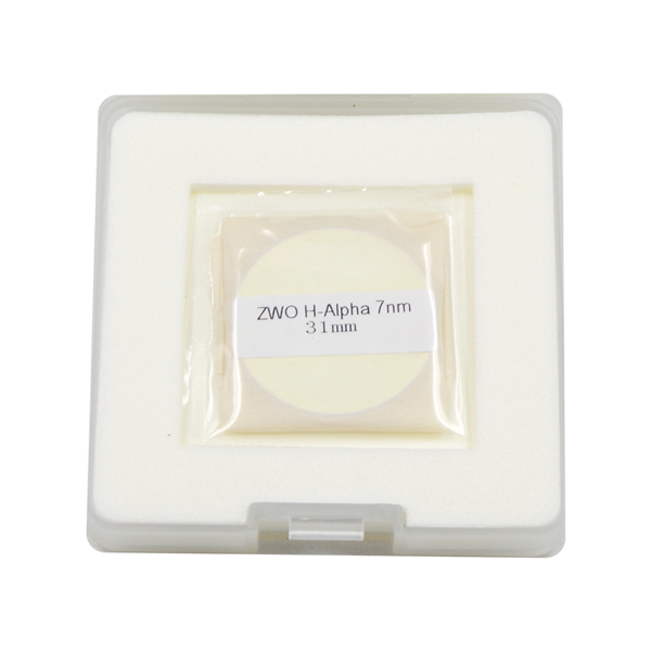 ZWO narrowband 31mm filter Set Ha SII OIII 7nm-in Camera Filters from Consumer Electronics    1