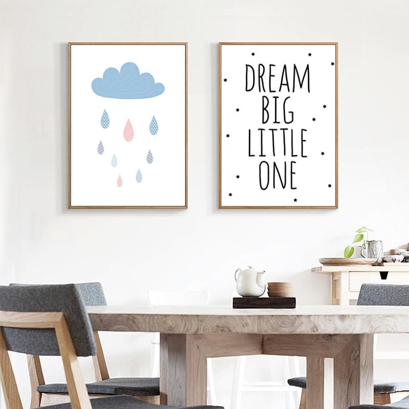 Girls Room Wall Prints