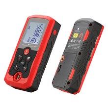 FJS IP54 Dust-proof Digital Laser Distance Meter 0.05-40M Hand-held Electronic Rangefinder Measuring Tools