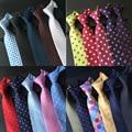 Men Classic Polka Dots Floral 8cm Neck Tie Jacquard Wide Party Necktie BWTHZ0007