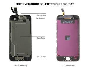 Image 3 - ЖК экран для iPhone 6 6G, 4,7 дюйма, класс AAA, полный комплект в сборе для iPhone6, полная замена дисплея + кнопка «домой»