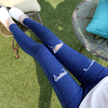 Maternity Jeans Spring Belly Pants StretchingTrousers Pencil Pants Plus Size Cotton Maternity Pants Elastic Waist Solid Colors