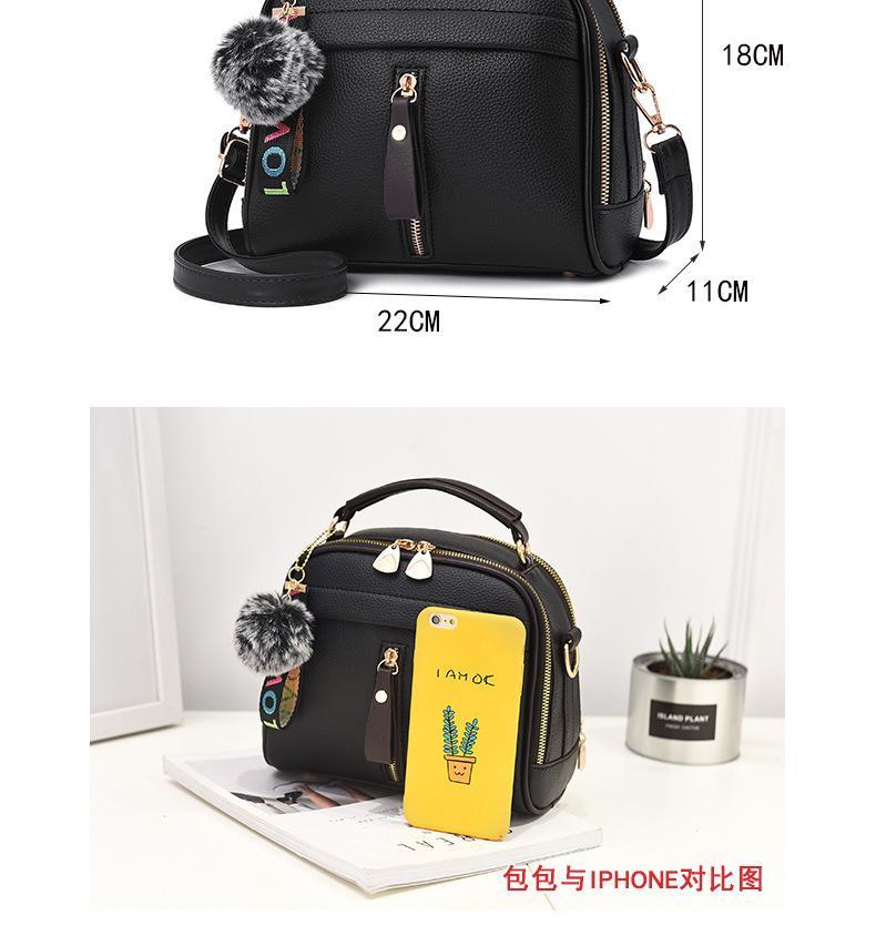 Bags Handbags Women Famous Brands Bolsa Feminina Bag Luxury Designer Leather Bolsas Crossbody For 2019 Tote Shoulder bags 7