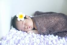 Clearance!60x30cm Size Handknit  Mohair Wrap Newborn Photography Props Baby Shower Gift  Newborn Props