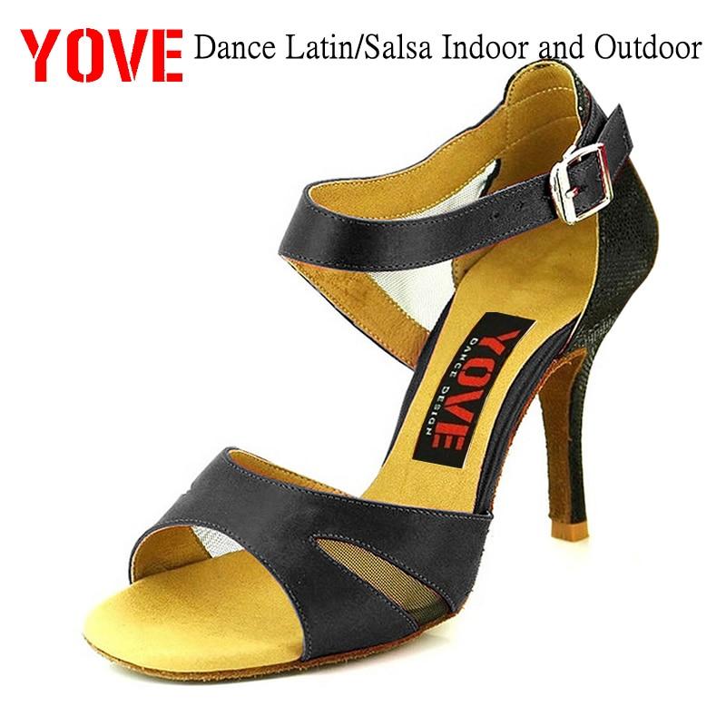 YOVE Style w143-2 Tanzschuhe Bachata / Salsa Damen-Tanzschuhe für - Turnschuhe - Foto 1