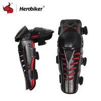 HEROBIKER Motorcycle Knee Pads Motorcross Kneepad Moto Racing Protective Gear Motorsiklet Dizlik Joelheira Motocross