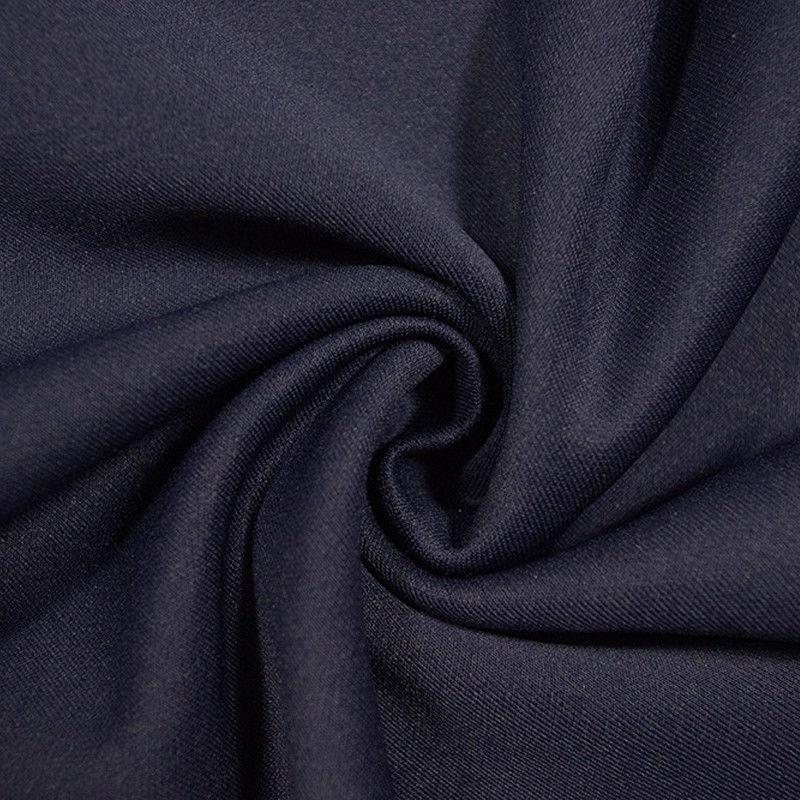 Women Front Sexy Zipper Party Dress Zip Fit   Flare Women Black 3 4 Sleeve  Skater Dresses 2017 Elegant Mini Dress clothing-in Dresses from Women s  Clothing ... d7f0e22ee852