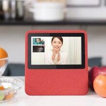 Bluetooth Speaker com Tela Inteligente Sistema 3D Música Estéreo Surround de Som Speaker Portátil Sem Fio Bluetooth Apoio TF AUX USB