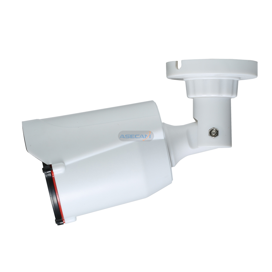 NEW HD IP Camera 1080P CCTV infrared White Bullet Outdoor Security Network Onvif P2P 2MP Surveillance Camera 48V POE Xmeye App