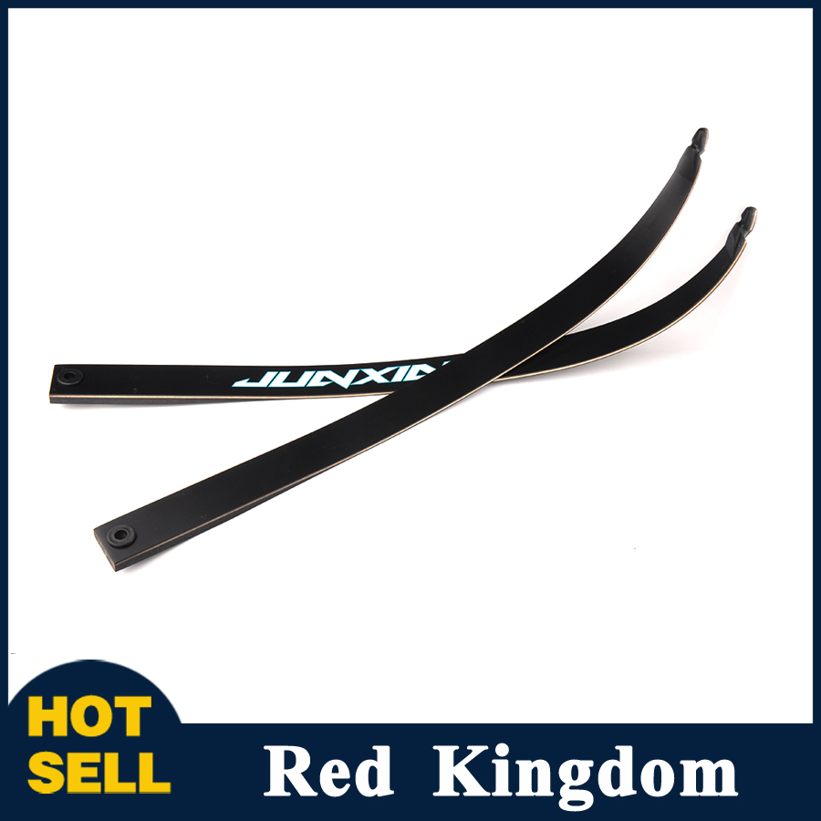 2 pcs Take Down Recurve Bow Limbs 20-32 lbs Fiberglass Limbs for JUNXING F155 Bow Accessory for DIY  Archery Hunting Shooting моторное масло eneos ecostage 0w20 sn 4л синт