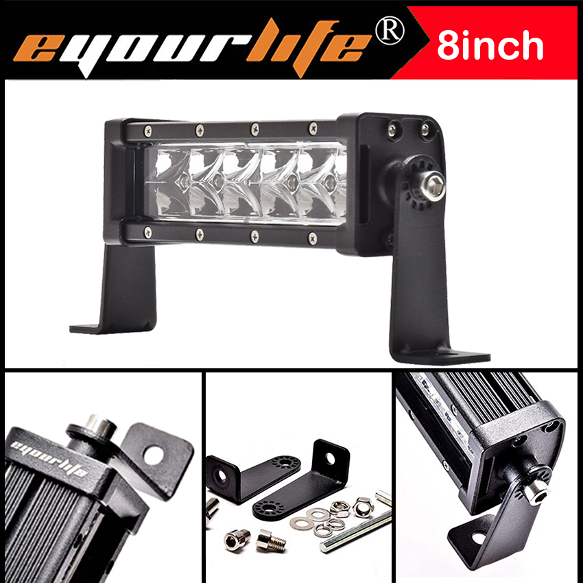 все цены на LOWEST PRICE ON ALIEXPRESS! Eyourlife 7/9inch 30W spot  led light bar  SUV ATV Wholesale  SUV Offroad 4X4WD онлайн