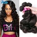 7A Puruvian Hair Bundles Loose Wave Peruvian Loose Wave 3 Bundle Deals Peruvian Virgin Hair Loose Curly Human Hair Bundle Deals