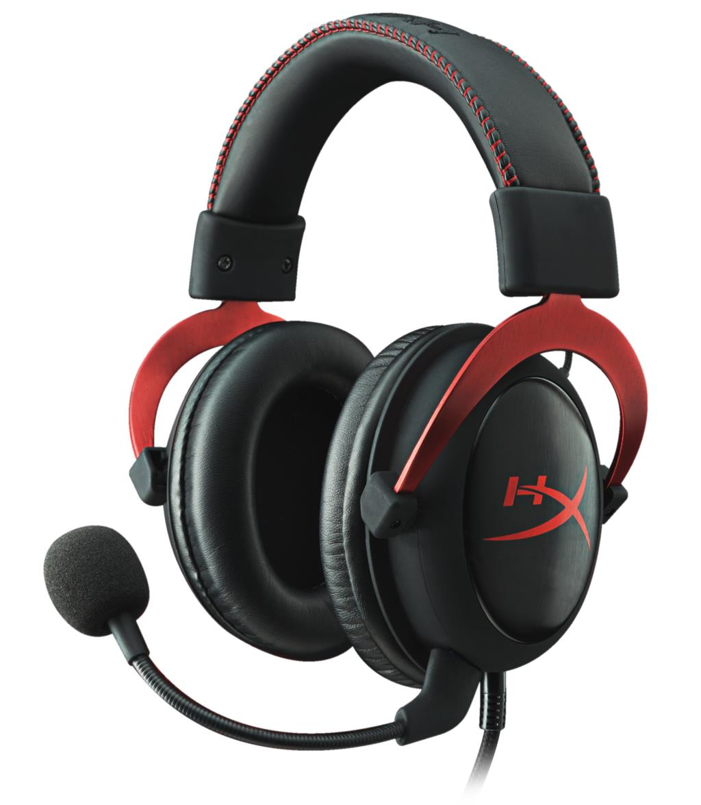 2015 Kingston HyperX Cloud II Hi-Fi Gaming Headset...