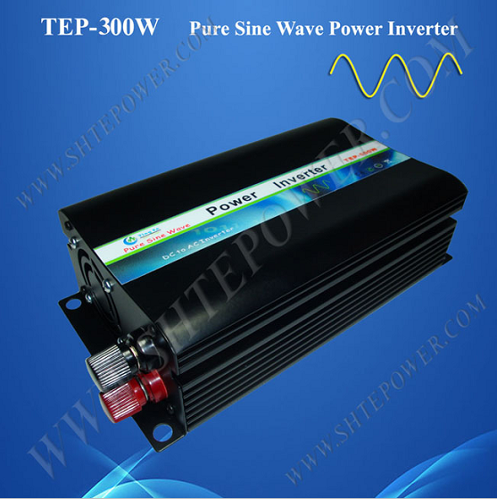 Easy to take pure sine wave off grid dc to ac inverter 12v 110v 300wEasy to take pure sine wave off grid dc to ac inverter 12v 110v 300w