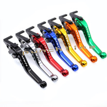 For YAMAHA NMAX 155 125 NMAX155 NMAX125 N-MAX 155 125 N-MAX155 N-MAX125 2015-2017 Motorcycle Aluminum short Brake Levers 8 Color цена 2017