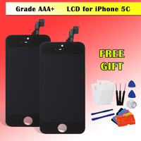 AAA For IPhone 5C 5S 5 Display LCD Screen With Touch Digitizer Replacement Ecran Pantalla Assembly