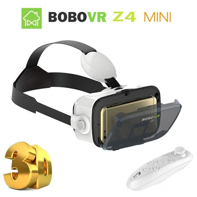 fe44831fb22c Virtual Reality goggles Original BOBOVR Z4 MINI 3D VR Glasses google  cardboard bobo vr box 2.0