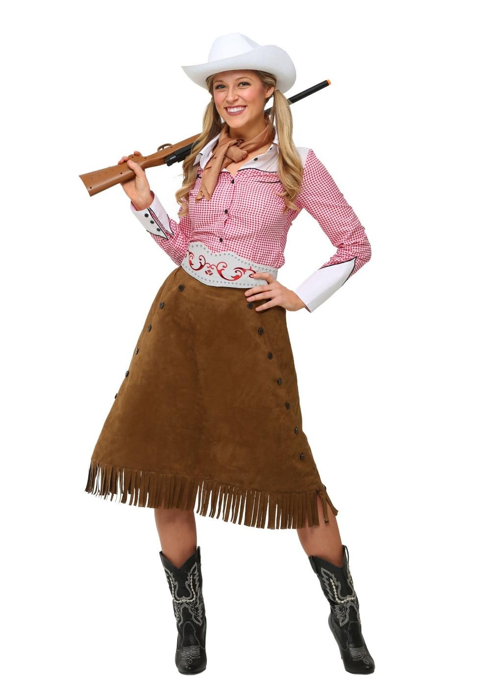 Classic Cowgirl Dress