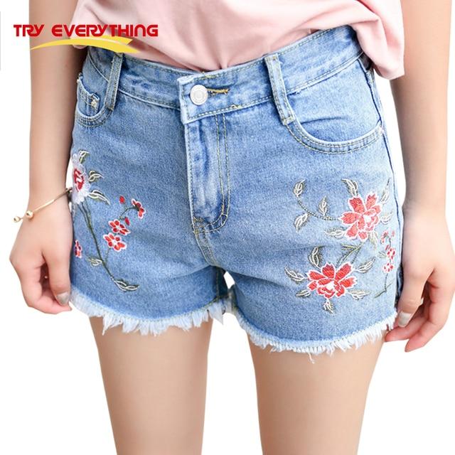 Aliexpress.com : Buy denim Shorts women jean femme high waisted ...