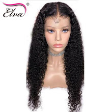 150 Density 13x6 Lace Front Human Hair Wigs Curly Lace Front Wig Brazilian Remy Hair Wigs