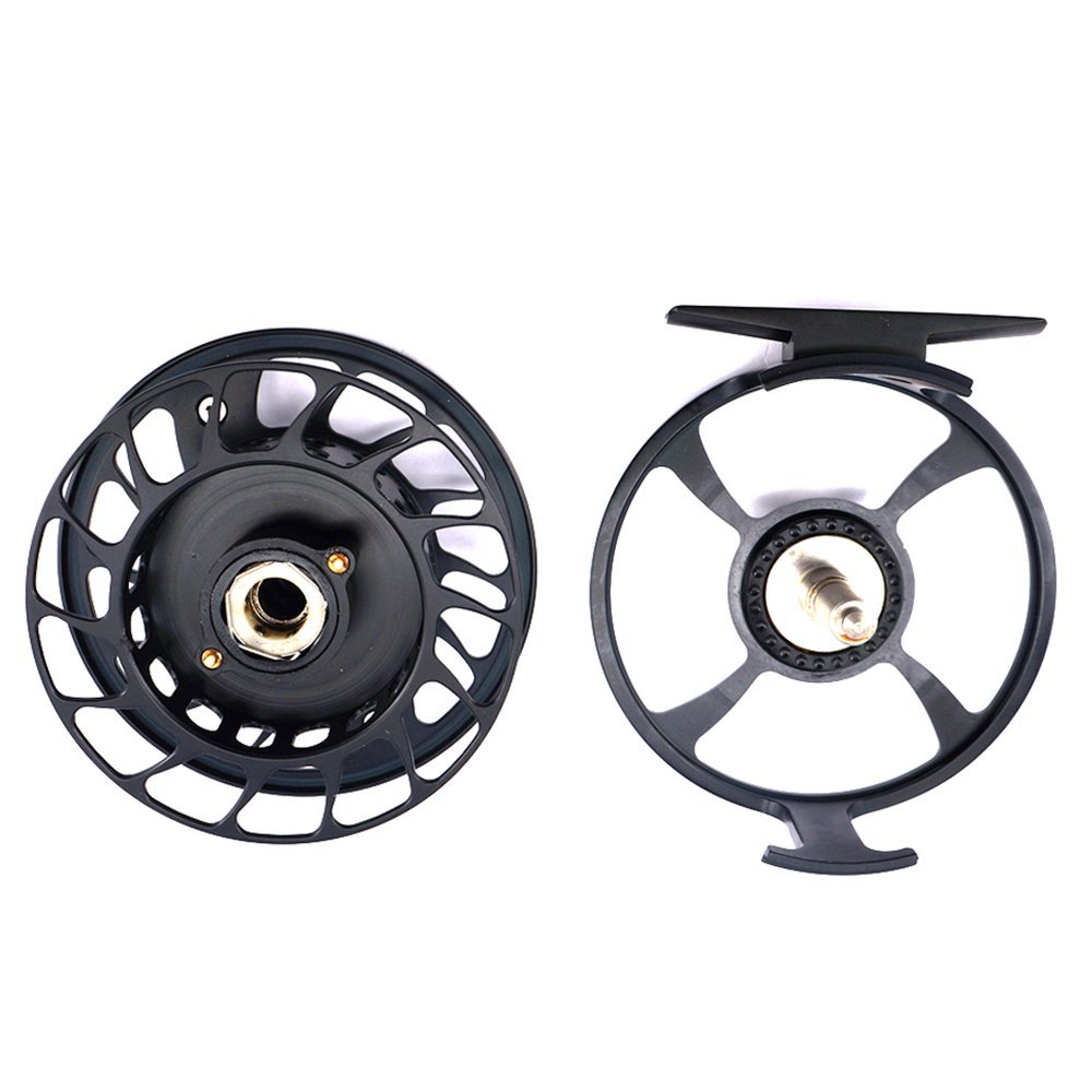 US $59 99 |Aventik Trout 3/4, 5/6 Fly Reel New Sale Carbon Disc Drag with  Fine Control of Double Click Stop Freshwater Reel SPECIAL INTRODU-in  Fishing