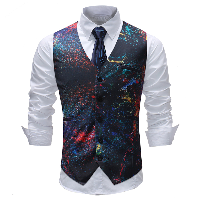 plus size 5xl navy casual waistcoat men good quality cotton chalecos para hombre sleeveless mens vest colete social masculino in Vests from Men 39 s Clothing