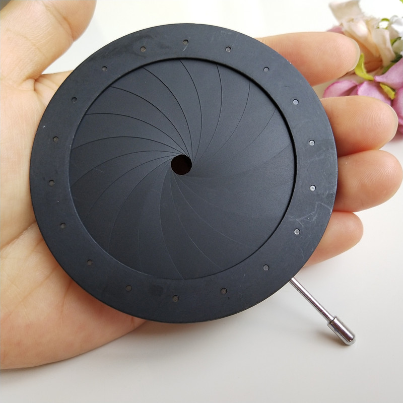 4 60mm 18 sztuk ostrza regulowany Zoom optyczny irysowa przysłony skraplacza aparat cyfrowy mikroskop Adapter skorzystaj z w Mikroskopy od Narzędzia na AliExpress - 11.11_Double 11Singles' Day 1
