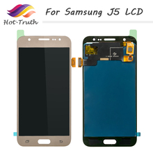 Hot-Truth 20Pcs/Lot J510 J5 2016 Touch Screen Panel Pantalla for Samsung Galaxy LCD J5 J500 J500F LCD Display Digitizer Assembly
