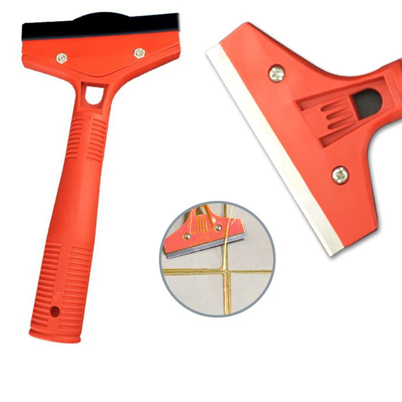 Tile Beauty Sewing Seam Knife Drywall Tools Cleaning Shovel For Wallpaper Paint Surface Glue Cleaning Shovel Construction Tools