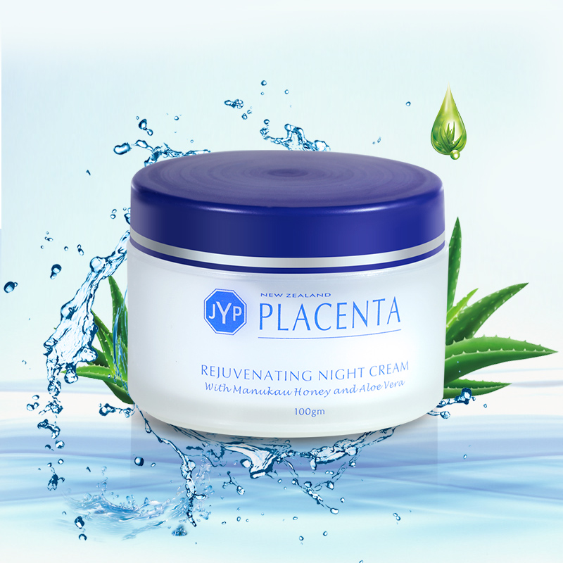NewZealand JYP Sheep Placenta Rejuvenating Night Cream (7)