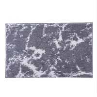 Small size area rug absorb water thicker carpet plain tapete sala decor artificial hair door mat by bathtub for bathroom rug