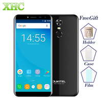 OUKITEL C8 5 5 Inch Mobile Phone 2GB 16GB Fingerprint ID Android 7 0 MTK6850A Quad