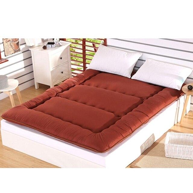 Durable Home Mattress Floor Sleeping Bed Resting Cushion Comfortable Bedding Mat Soft Tatami Pad