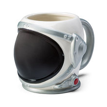 Mug Astronaut Helmet Handgrip Water-Cup Office Home Ceramic with Spaceman 3D New-Arrival