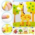 Детские наклейки на кнопки «сделай сам»  забавные игрушки для рисования  ручная работа  школьный художественный класс  набор для рисования  ...