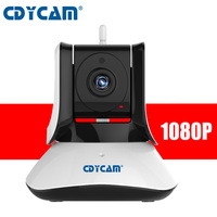 CDYCAM HD 1080P 720P WiFi Video Surveillance Home Security Wireless IP Camera With Two Way Audio
