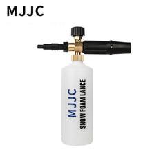 Lanza de Espuma MJJC Marca con 2017 de Alta Calidad Para Nilfisk nilfisk viejo tipo Pistola de Espuma limpiadora a presión arandela de la energía