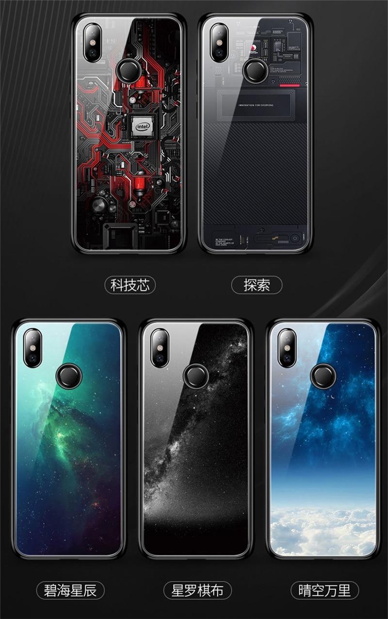 Aixuan Glass Case For Xiaomi Mi Mix 3 (7)