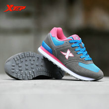 XTEP Original Brand Running Shoes for Women Professional Trainning Trainers Shoes Comfortable Athletic Sports Shoes 984318329211