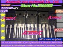 Aoweziic 2018 + 100% nieuwe originele MUR3060PT MUR3060 TO 247 Snel herstel diode 30A 600 v