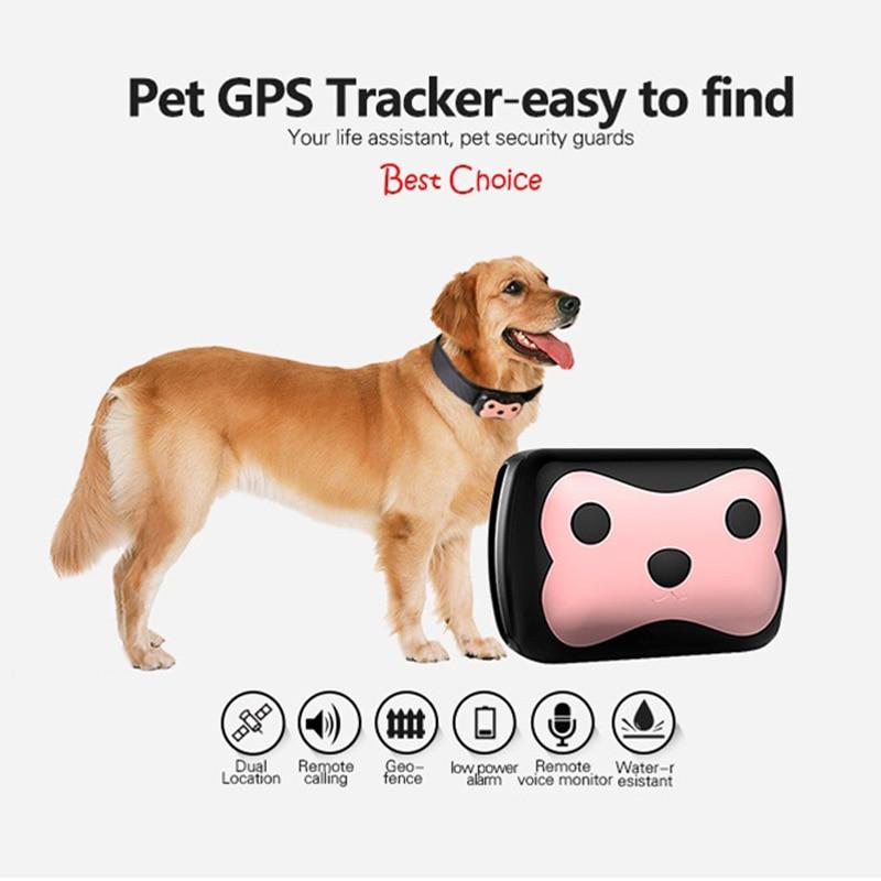 Traqueur Anti-vol Anti-perte de GSM GPS LBS Mini localisateur GSM pour enfants chien de compagnie chat voiture traqueur gratuit APP plate-forme dispositif de suivi