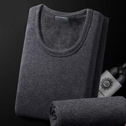 2019 высокое качество зимние толстые Термальность нижнее белье Для мужчин теплые кальсоны костюмы бархат мягкая рубашка + Штаны комплект из 2