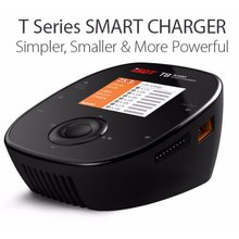 ISDT T6 Lite 600W 25A Intelligent Smart Battery Balance Charger Discharger for 2S-6S Lipo Battery for RC Drone Model Toys Hobby