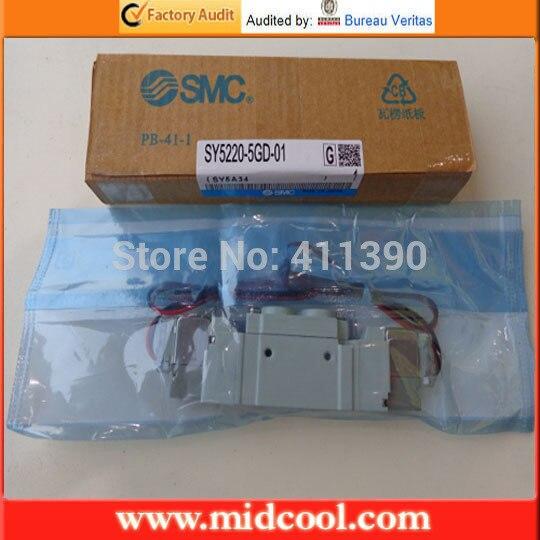 SY5220-5GD-01 solenoid valveSY5220-5GD-01 solenoid valve